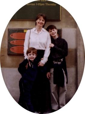 London Easter 1999