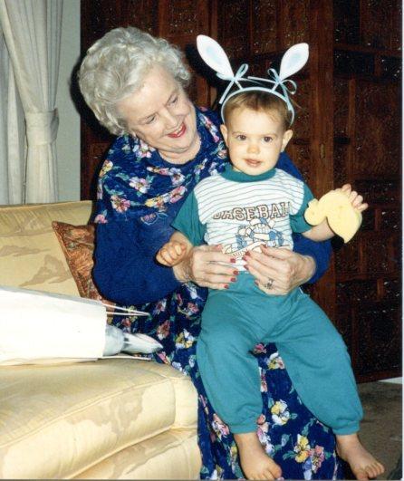 Virginia Easter 1989